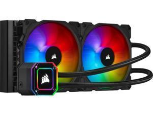 CORSAIR iCUE H115i ELITE CAPELLIX CPU Cooler (CW-9060047-WW)- Black