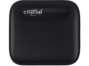 NEW Crucial X6 4TB Portable SSD, Up to 800MB/s USB C, External Solid State Drive
