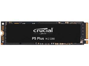 Crucial P5 Plus 2TB PCIe 4.0 3D NAND NVMe M.2 SSD, up to 6600MB/s - CT2000P5PSSD8