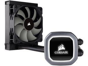 Corsair Hydro Series, H60 2018 (CW-9060036-WW), 120mm Radiator, Single 120mm PWM Fan, Liquid CPU Cooler