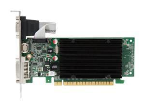 EVGA GeForce 210 DirectX 10.1 01G-P3-1313-KR 1GB 64-Bit DDR3 PCI Express 2.0 HDCP Ready Low Profile Ready Video Card