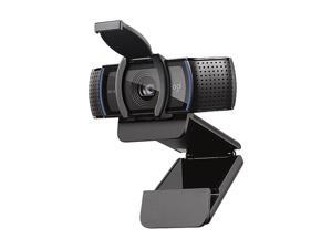 Logitech C920S Pro HD 1080p Webcam With Stereo Audio and Privacy Cover (Stepup of C920)
