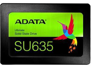 ADATA SU635 480GB 3D-NAND QLC SATA 2.5 inch Internal SSD (ASU635SS-480GQ-R)