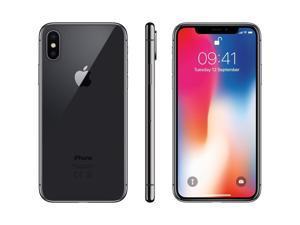 Apple iPhone X A1901 256GB Unlocked Smartphone Space Gray