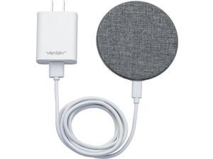 Chargesync Apple Lightning Cable Ventev 267360 3 Ft White ECABLTHWFW18VNV