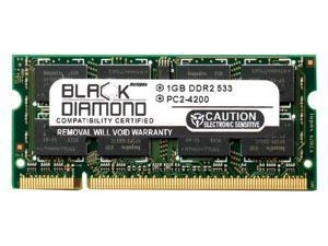 2GB 2 x 1GB Dell Inspiron 6000 6400 9300 9400 Memory DDR2 RAM
