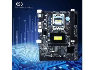 GIGABYTE GA-EX58-UD3R LGA 1366 Intel X58 ATX Intel Motherboard - Newegg com
