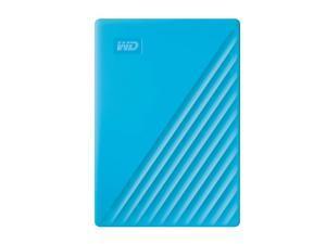 WD 5TB My Passport Portable Storage USB 3.2 Gen 1 - Blue - WDBPKJ0050BBL-WESN