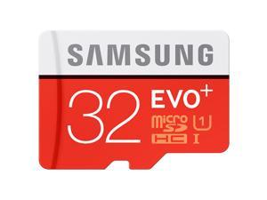 SAMSUNG EVO Plus 32GB microSDHC Memory Card Model MB-MC32G UHS-I/U1 Speed Up to 95MB/s