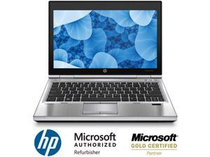 "HP ELITEBOOK 2570P Business Laptop: Intel core i7 - 3520m 2.9Ghz, 8GB RAM, 128GB SSD, 12.5"",  DVDRW,  Windows 10 Pro. NO Webcam"