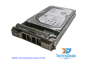 Dell 3TB 7.2K 6GBPS NL 3.5IN SAS hard drive ST33000650SS