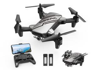 DEERC D20 Mini Drone with 720P HD FPV Camera, 1 Batteries