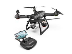 Holy Stone HS700D GPS Drone with 2K FHD Camera, 5G WIFI Transmission, Custom Flight Mode, Black