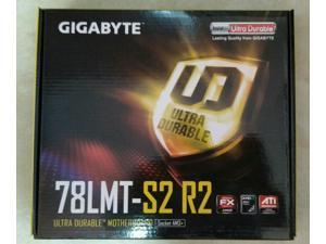 Gigabyte GA-78LMT-S2 R2 Motherboard CPU AMD AM3+ FX DDR3 SATA2 VGA GIGABIT LAN
