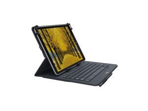 Logitech Universal Folio with Integrated Keyboard for 9-10 inch Tablets Model 920-008334