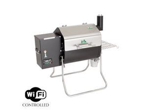 Green Mountain Grills Davy Crockett Pellet WiFi Grill and Smoker - Perfect for Camping, Tailgating and Patios!