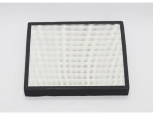 2 pack HEPA Filter fits Alen BF15A HEPA-Pure Replacement Filter for A350 Air Purifier