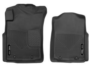 Husky Liners 53721 X-act Contour Floor Liner Fits 05-11 Tacoma