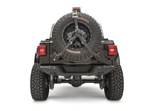 Fab Fours JL2070-1 Spare Tire Carrier Fits 18-21 Wrangler (JL)
