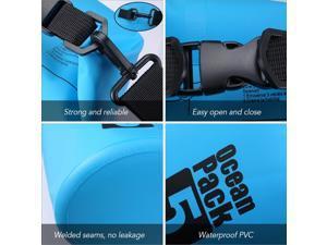10L / 15L / 20L / 30L Outdoor Waterproof Dry Backpack