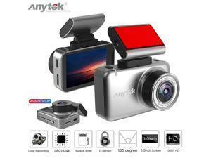 Z1N FHD 1080P Car DVR Camera 2.35 inch Screen 135 Degree Lens Dashcam Video Recorder Built-in G-sensor