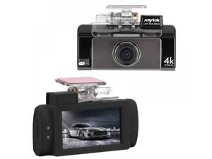 "2.7"" WiFi Car DVR IPS Touch Screen 4K UHD Camera Dual Lens GPS Logger Video Recorder Night Vision G-sensor Dash Cam G200+"