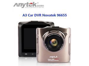 A3 Car DVR Novatek 96655 Car Camera With Sony IMX322 CMOS Super Night Vision Dash Cam Car DVR