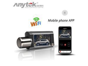 G100 High-End Car DVR 1080P FHD Camera WiFi Dash Cam Registrar Video Recorder Registrator GPS Tracker