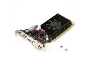 Gaming Video Cards Graphics Cards for Radeon HD6450 2GB DDR3 64Bit