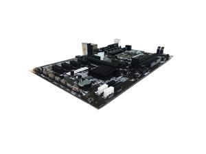 Crptocurrency Miner ATX Motherboard LGA1150 H81 Mainboard Support 6 Graphics Card for mining Bitcoin Ethereum
