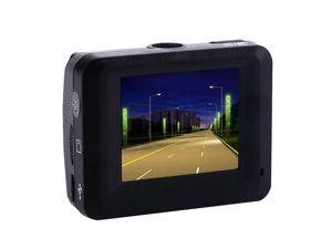 Dash Cam 1.8 Inch 360 Degree Super Wide Angle HD VGA 720P Loop Recording with G-sensor DVR