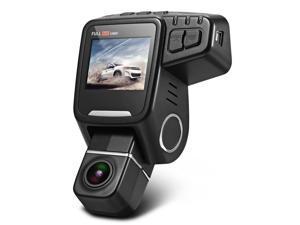 Hidden Dash Cam 2-inch T682 1080P FHD 170 Degree Wide Angle Lens G-sensor Lock Night Vision