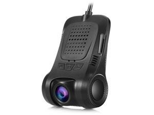 Car Dash Cam Support Rear View WIFI 1080P FHD 6G Glass IMX323 Camera 170 Degree Wide Angle Lens Night Vision Parking Monitor