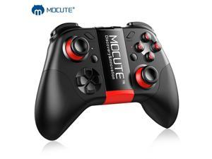 Wireless Game Controller Bluetooth V3.0 Gamepad Joystick for Android/ iOS/ PC with Phone Clip