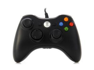 Game Controller Gamepad Integrated Headset Port 14 Keys Programmable Turbo for X-Box 360 / PC / Windows XP / 7