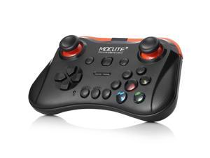 Game Controller MOCUTE 056 Wireless Bluetooth Gamepad PUBG/Fortnite Controller Joystick for Mobile Phone/ MID/TV box/ Smart TV/ PC/ Sony PS4