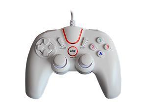 Gaming Controller X360 / P3 / PC Tri-level Wired Gamepad for PC / Android Phone / PS3