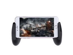 Mobile Phone Game Play Holder Joystick Grip Built-in Bracket Game Controller Holder