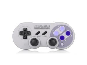 Game Controller 8Bitdo SN30 Pro Wireless Gamepad Joystick Compatible with Windows/iOS/Android
