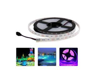 5M 5050SMD Fully Submersible LED Flexible Strip Light RGB Color Dc 12V