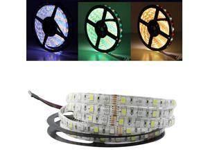 QOMA Strip Light 5M/Lot LED Strip 5050 RGBW DC 12V Flexible LED Light RGB + Warm White 60 LED/M