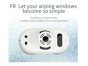 Automatic Detection Window Cleaning 60db Glass Cleaner Robot Vacuum Cleaner Wall