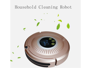 Smart Robotic Vacuum Cleaner Automatic changing Floor Household Clean Machine