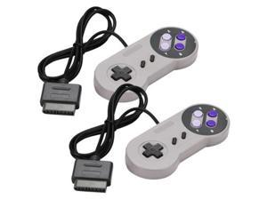 New Joypad Gamepad Controller Pad For Nintendo Super Famicom SNES 2PCS