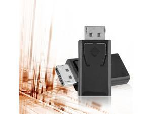 Display DP Male To HDMI Female Adapter Converter for HDTV PC in Multimedia