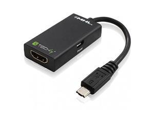 Techly ICOC MHL-HDMI Micro USB to HDMI MHL Adapter