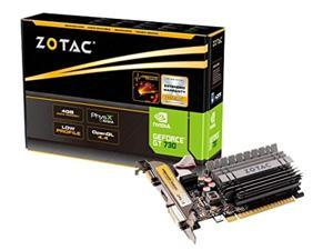 Zotac NVIDIA GeForce Low Profile PCI-Express Video Card ZT-71115-20L