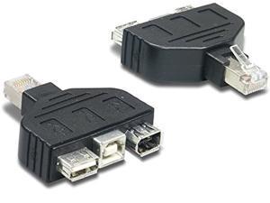 TRENDnet USB and FireWire Adapter for TC-NT2, TC-NTUF