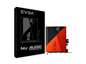 EVGA NU Audio Pro Surround (Add-On for NU Audio Pro, 7.1 Surround, Lifelike Audio, PCIe, Backplate, Designed with Audio Note, Requires NU Audio Pro), 712-P1-AN10-KR
