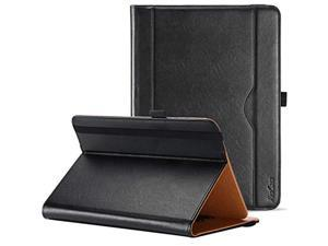 """ProCase Universal Tablet Case for 7-8 inch Tablet, Stand Folio Case Protective Cover for 7"""" 8"""" Touchscreen Tablets – Black"""